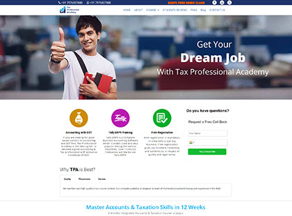 Tax Professional Academy